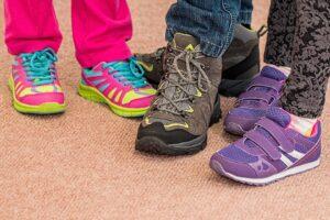 子供の運動靴